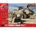 Airfix A03702 - British Maintenance Crew figura makett
