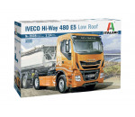 Italeri 3928 - IVECO HI WAY 480 E5 (Low Roof)