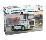 Italeri 3948 - MERCEDES BENZ MP4 BIG SPACE