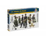 Italeri 6522 - US INFANTRY ON BOARD