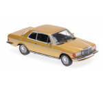 Maxichamps 940032220 - MERCEDES-BENZ (W123) 230CE - 1976 - GOLD METALLIC
