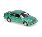 Maxichamps 940037061 - MERCEDES-BENZ C-CLASS - 1997 - GREEN METALLIC
