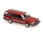 Maxichamps 940171415 - VOLVO 240 GL BREAK - 1986 - DARK RED METALLIC