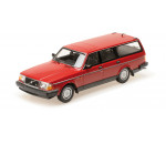 Minichamps 155171411 - VOLVO 240 GL BREAK - 1986 - RED