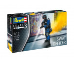 Revell 2805 - Swat officer