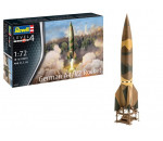 Revell 3309 - German A4:V2 Rocket makett