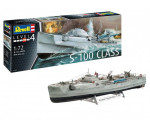 Revell 5162 - German Fast Attack Craft S-100