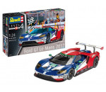 Revell 7041 - Ford GT - Le Mans